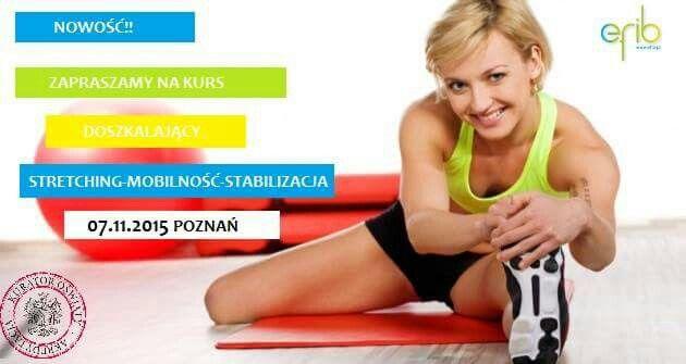 #szkolenie #mobilność #stabilizacją #stretching #Poznań #akredytacja #jakość #praktycznie #wiedza #kurs #efib #efibteam
