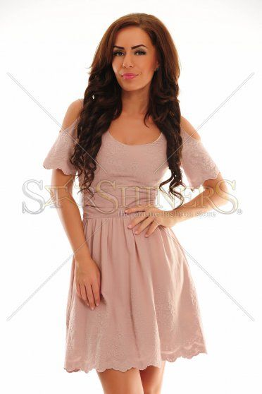 LaDonna Spoiled Women Brown Dress