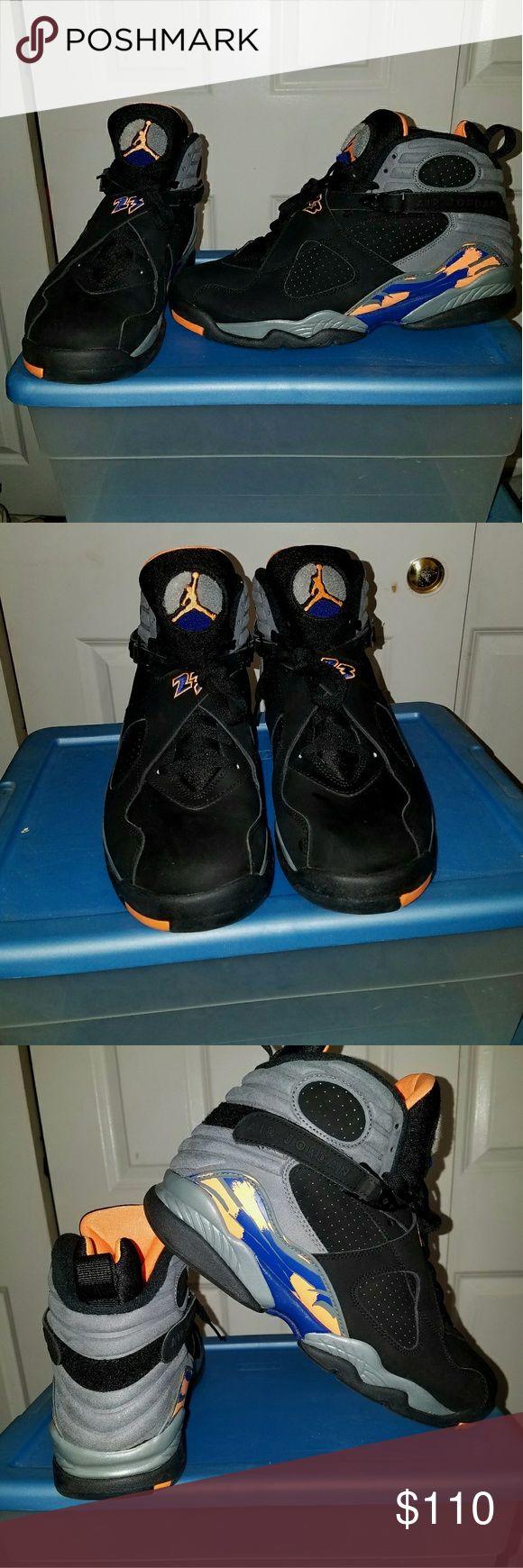 Retro 8 Phoenix suns Please be serious Jordan Shoes Sneakers