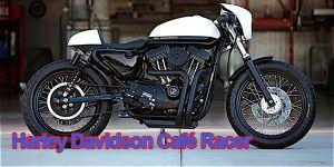 Harley Davidson Café Racer