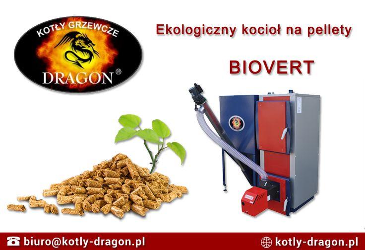 Pellet to ekologiczne paliwo wykonywane najczęściej ze sprasowanych trocin. Nasz kocioł BIOVERT to urządzenie, które zostało stworzone specjalnie do spalania właśnie tego paliwa.