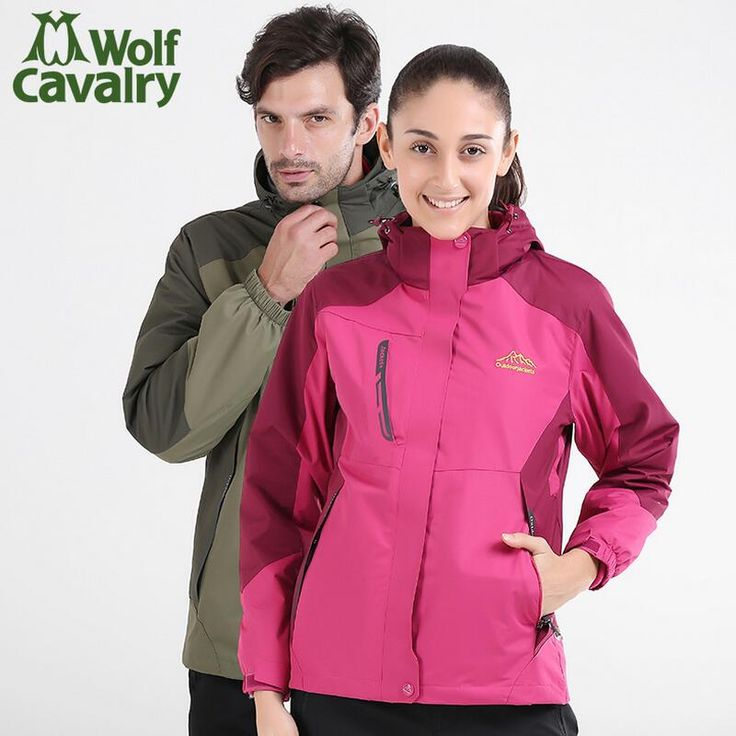 Camping jacket women and men winter hiking jackets fishing hunting clothes tactical clothing Outdoor Jackets coat