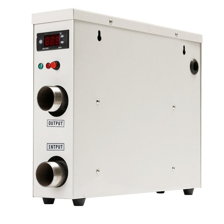 11kw 220v piscina spa hidromasaje calentador de agua eléctrico
