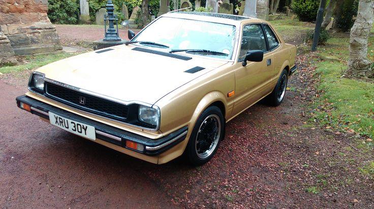 My Honda Prelude Mk1 Executive 1982