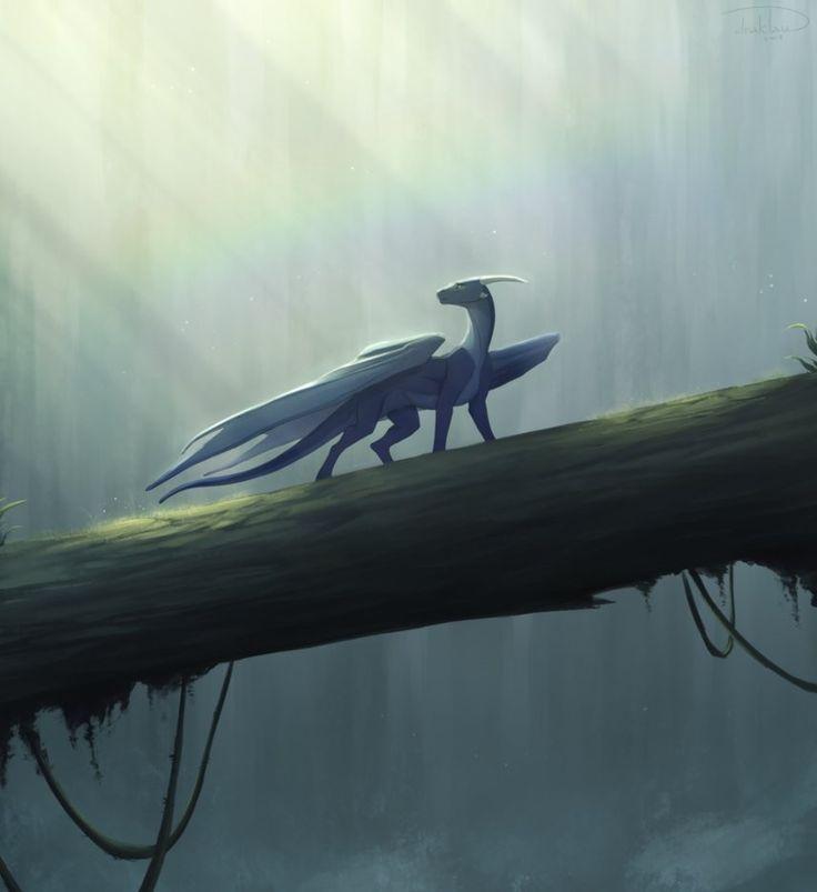 Lone Adventurer by draktau