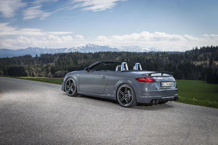 Nice Audi: ABT Audi TT Roadster...  Audi TT Check more at http://24car.top/2017/2017/08/14/audi-abt-audi-tt-roadster-audi-tt/