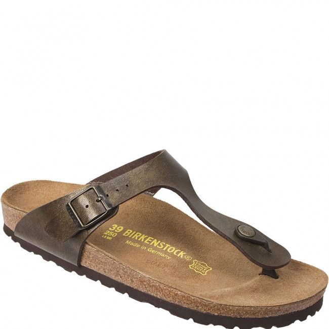 The 143941 Birkenstock Women's Gizeh Sandals are the perfect toe piece  sandal for those hot summer days!
