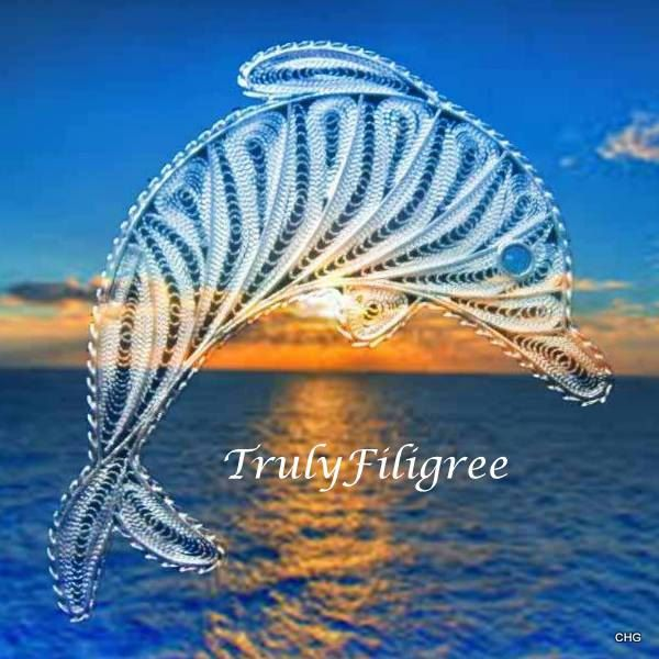 Really love what TrulyFiligree is doing on Etsy.