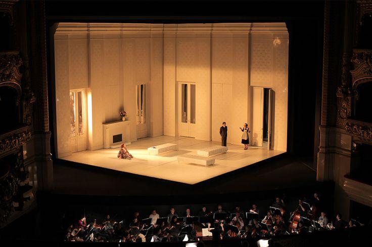 La nozze di Figaro - Lluis Pasqual - esc. Paco Azorin