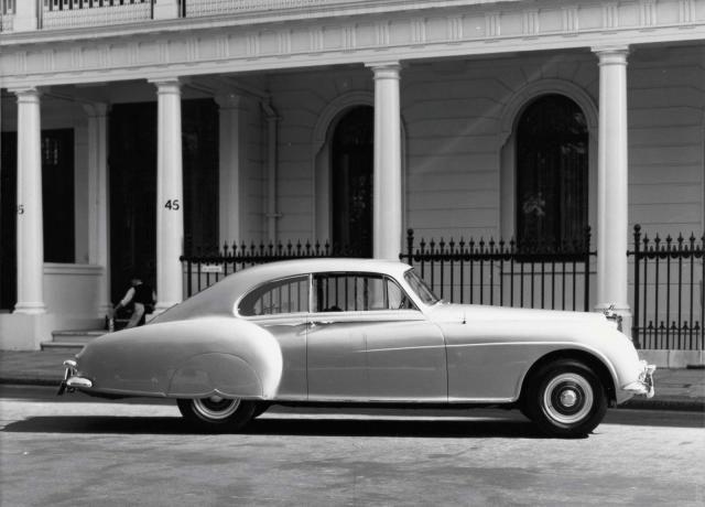 1950 Bentley R Type