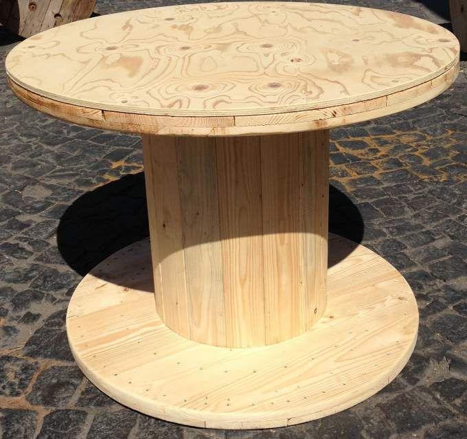 Tavolo bobina di legno a Napoli - Kijiji: Annunci di eBay