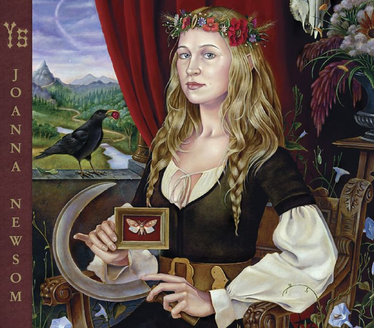 """Joanna Newsom """"Ys"""". The crowning artistic achievement of the human race."""