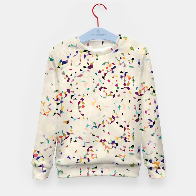 fun pattern Kid's Sweater