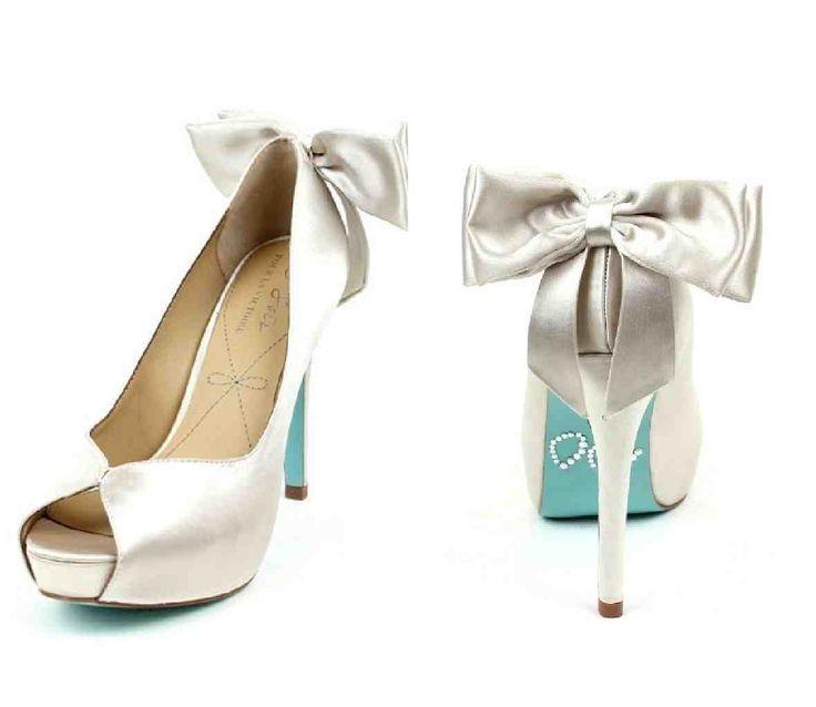 Louboutin Wedding Shoes Blue Sole