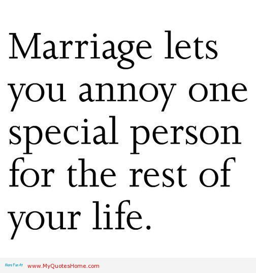 funny+marriage+quotes | Funny Quotes And Sayings | My Quotes Home - Quotes About Inspiration ...
