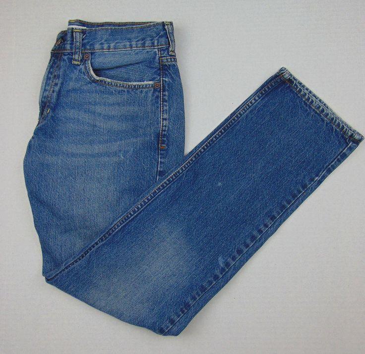 Bullhead Mens Size 32x32 Light Wash DILLION SKINNY Skater Jeans #BullheadDenimCo #SlimSkinny