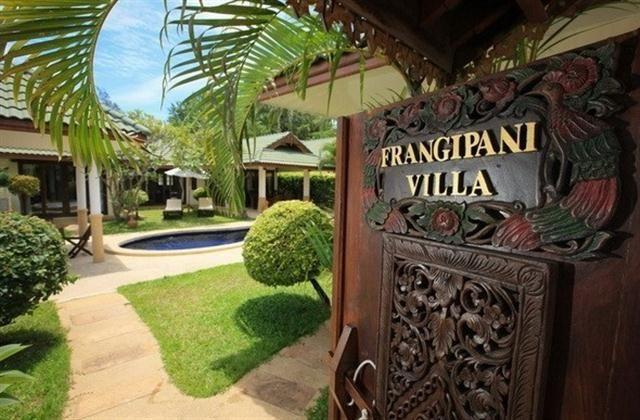 4 Bedroom Villa in Choeng Mon