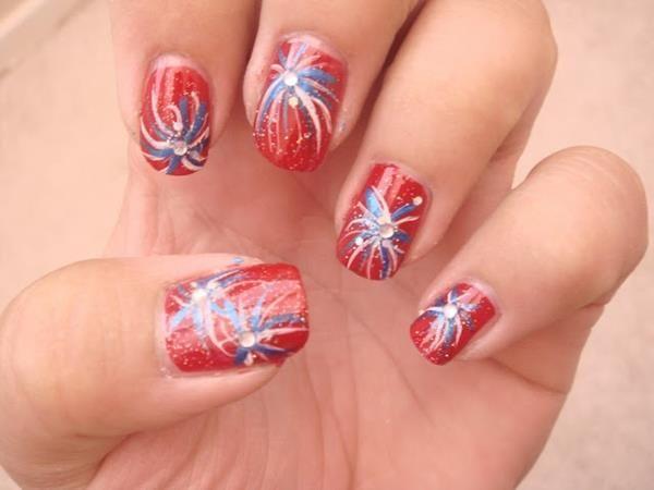 4th of July Nail Designs | Nail Design Gallery