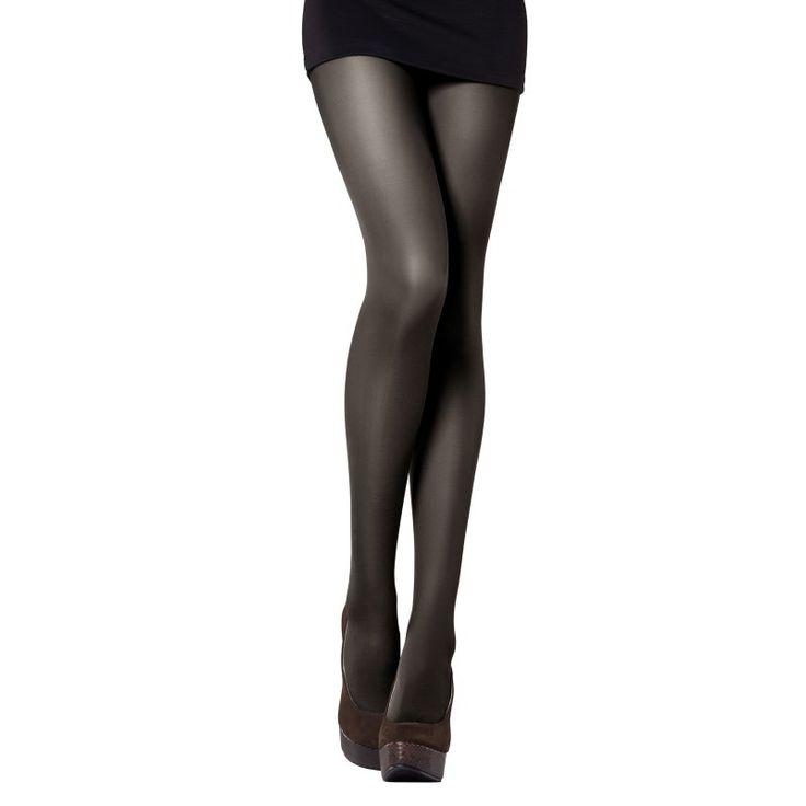 Plus Size Gabrialla Sheer 23-30 mmHg Compression Pantyhose Black, Women's, Size: Queen Plus - G H-330 Q+ BL