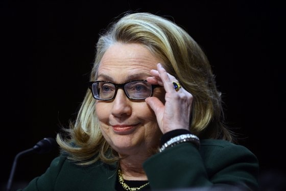 Seven Things Hillary Clinton Was Saying When She Adjusted Her Glasses   -- Daily Intelligencer