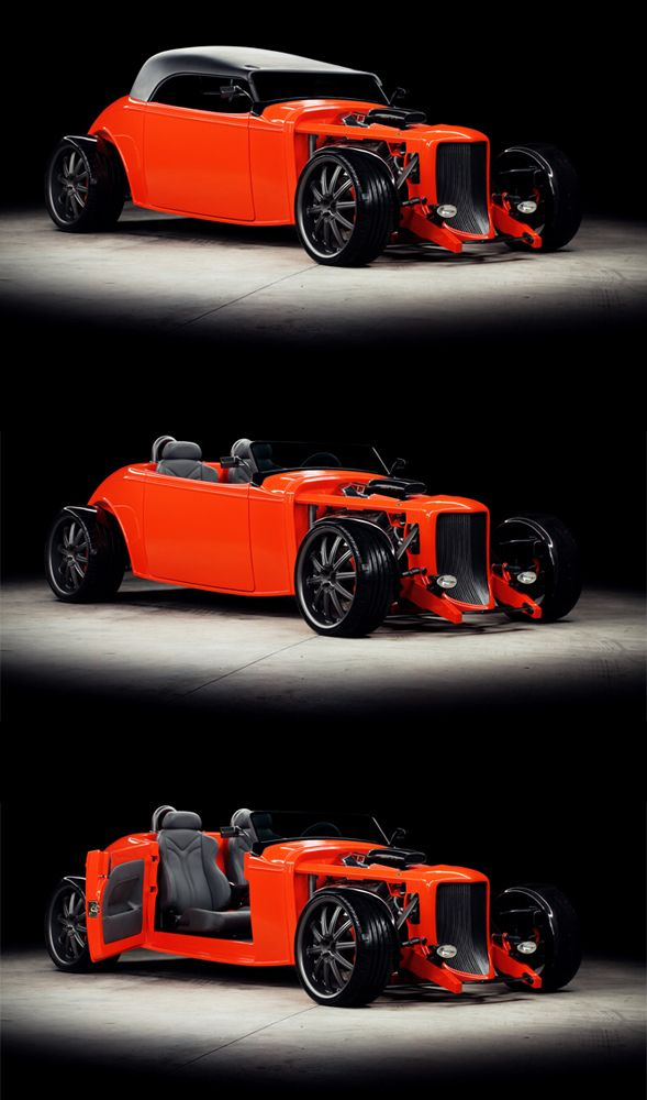 Ideas for my new street rod (More at pinterest.com/gary5mith/ideas-for-my-new-street-rod/) Promote Shots - Sigma on Behance                                                                                                                                                                                 More