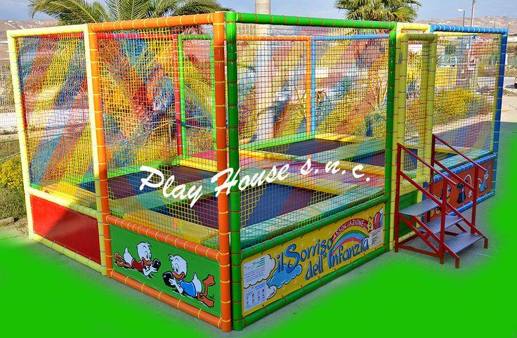 scheda completa su >>http://playhousegonfiabili.it/tappeti-elastici/tappeto-elastico-semiprofessionale-4-posti-272-detail.html
