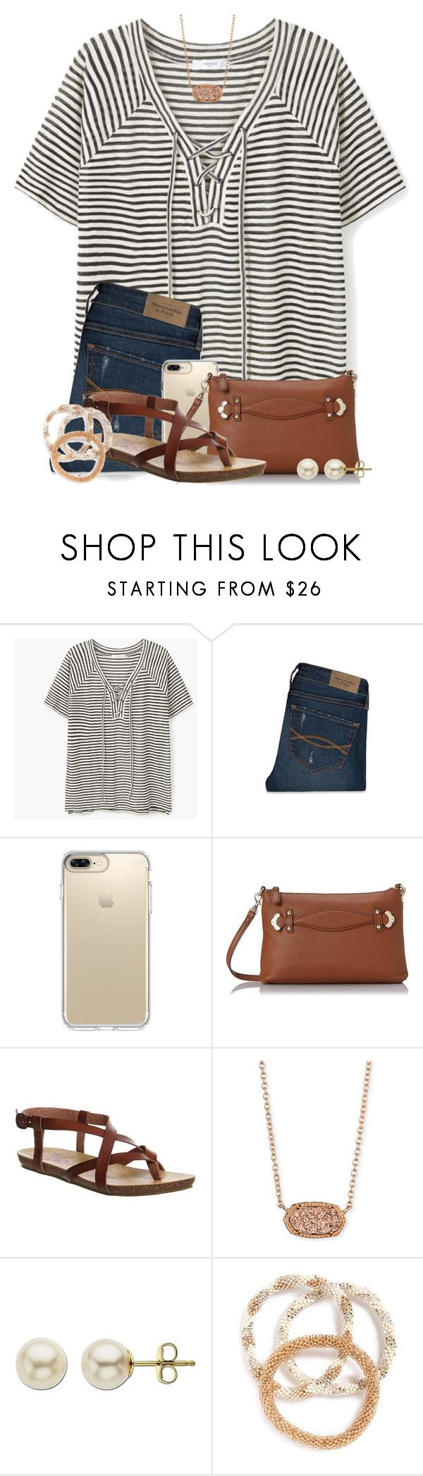 """just ordered my first jack rogers item!"" by jeh-shev ❤ liked on Polyvore featuring MANGO, Abercrombie & Fitch, Speck, Jack Rogers, Blowfish, Kendra Scott, Lord & Taylor and Aid Through Trade"