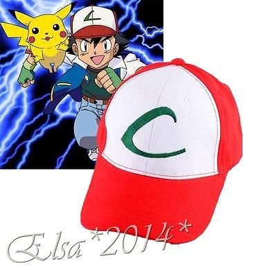 Anime #pokemon ash ketchum cap #embroidered hat cosplay #baseball cap one size ne,  View more on the LINK: http://www.zeppy.io/product/gb/2/161722963395/