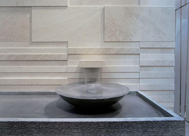 Bagno marmo ~ Lavabo a semincasso rettangolare in marmo collezione light by