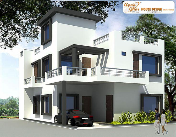 Architecture House Plans 3d best 10+ duplex house design ideas on pinterest | duplex house