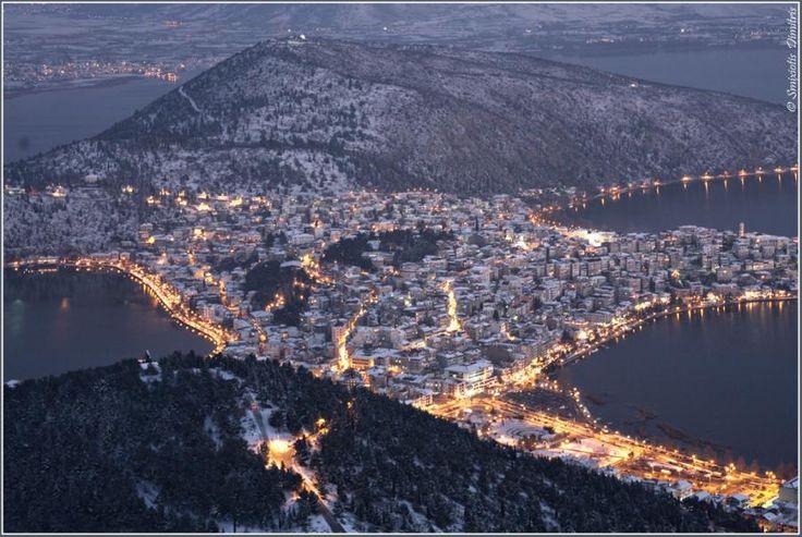 Kastoria City- Historical Macedonia, Greece -by Smixiotis - Pixdaus