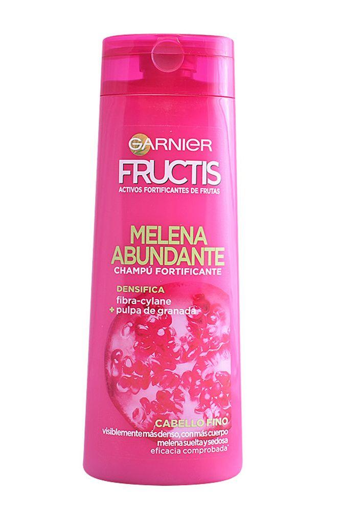 Fructis Garnier Champu Pelo Con Volumen Fragancia Fresca