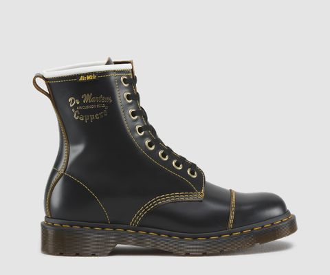 Dr. Martens Capper Boot. Based on an archive design. Part of the Spirit of 69 collection.