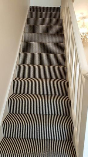 25 Best Ideas About Striped Carpet Stairs On Pinterest