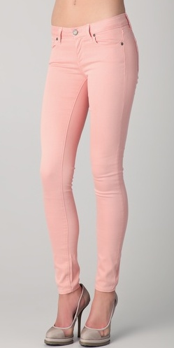 Pink Ice Expression High Waist Skinnys and other apparel, accessories and trends. Browse and shop related looks. Find this Pin and more on Clothes by Maria Bulhoes. High waisted skinny jeans .