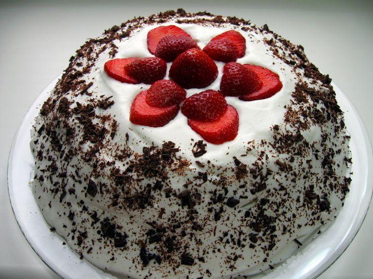 Зефирный торт ''Лайма'' (без выпечки за 30 минут) / Пошаговый рецепт