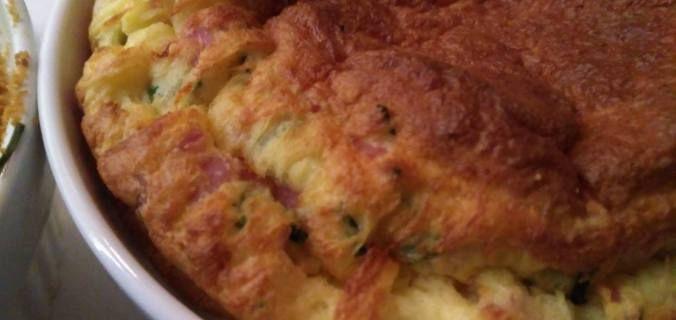 Soufflés met ham & kaas, luchtig en lekker! - Knutselen in de Keuken