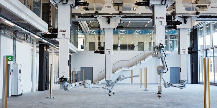 robotic fabrication in architecture