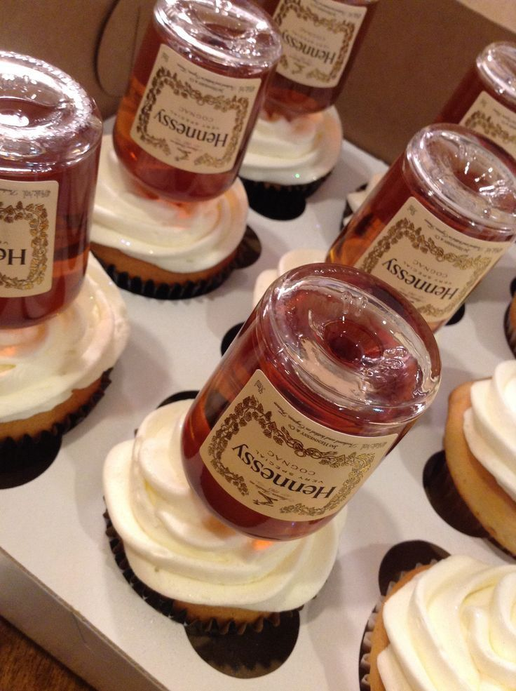 17 Best Ideas About Alcoholic Cupcakes On Pinterest Jack