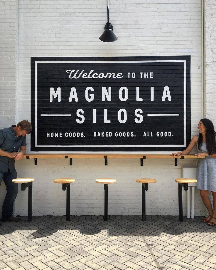 The name 'Magnolia,' which they named all their businesses after (Magnolia Homes, Magnolia Market, Magnolia Farms) holds a special meaning. When they first started dating, Chip would bring blooms from Magnolia trees to Jo.   via @AOL_Lifestyle Read more: https://www.aol.com/article/entertainment/2017/03/17/facts-fixer-upper-hgtv-chip-and-joanna-gaines/21901896/?a_dgi=aolshare_pinterest#fullscreen