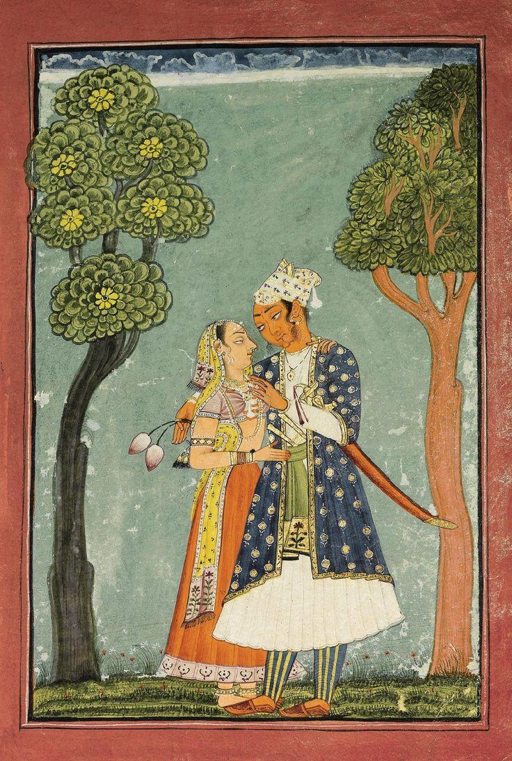 Bairadi Ragini, Bilaspur, c.1700-20