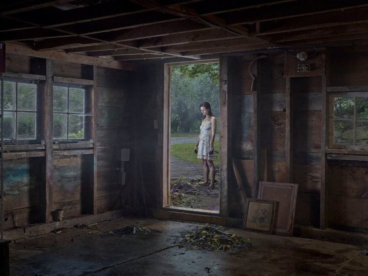 Gregory Crewdson on Curiator