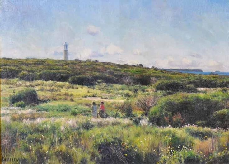 'Children Playing, Woodman Point Wa'