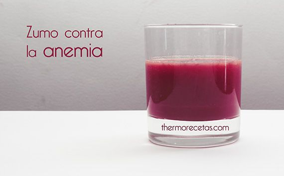 Zumo contra la anemia - http://www.thermorecetas.com/2013/12/16/zumo-contra-la-anemia/