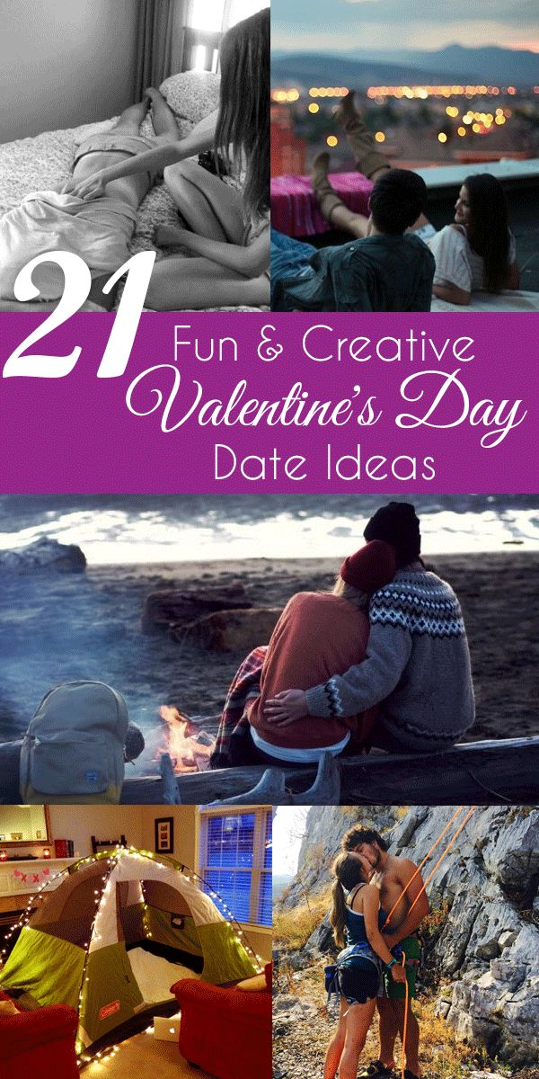 21 Fun and Creative Valentine's Day Date Ideas