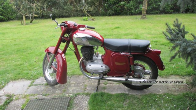 Jawa  559/250 1964 Vintage, Classic and Old Bikes photo
