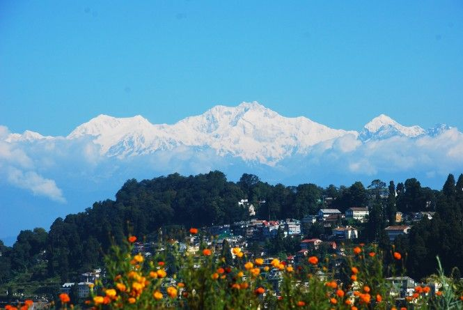 Overwhelming Charm Of Darjeeling