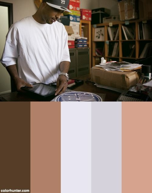 Stones Throw Color Scheme
