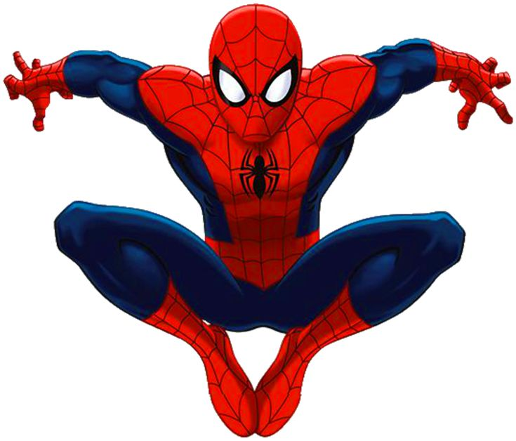 38 Best Spiderman Clipart Images On Pinterest Spiderman