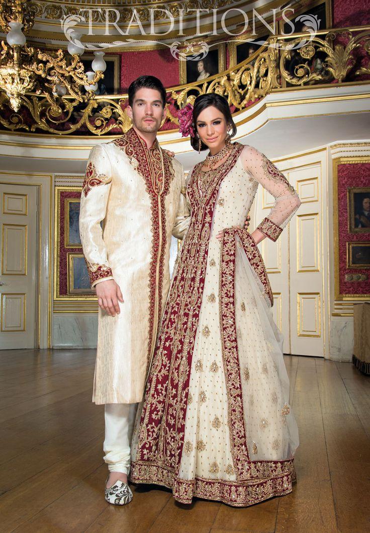 Asian Bridal Wear Range – Indian and Pakistani Dresses & Lehenga